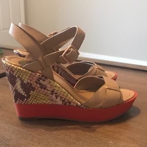 Cole Haan Paley wedges